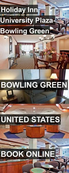 Hotel Holiday Inn University Plaza-Bowling Green in Bowling Green, United States. For more information, photos, reviews and best prices please follow the link. #UnitedStates #BowlingGreen #HolidayInnUniversityPlaza-BowlingGreen #hotel #travel #vacation