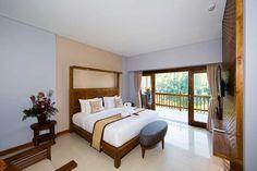 The Lokha Ubud - Resort, Villas minutes north of ubud. pricey at on booking sites Ubud Resort, Bali Accommodation, Ubud Hotels, Booking Sites, Luxury Villa, Spa, Villas, Room, Furniture