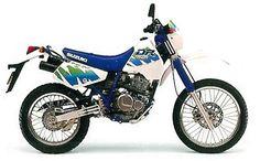Suzuki DR350 #motorcycles