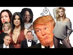 Hollywood most progressive celebrities pledge to move out of United States of America, if Donald Trump become the next president of USA. Channel, Music, Youtube, Movies, Movie Posters, Musica, Musik, Films, Film Poster