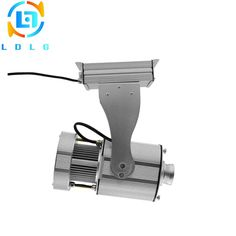 New Rustproof Silver Static Rotary Image 20w Led Gobo Projector High Definition 20w Led Custom Logo Gobo Projector Night Lights Outdoor Lighting Outdoor Landscape Lighting