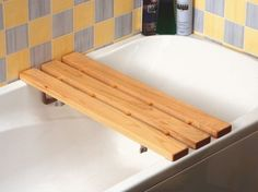 Wooden Slatted Bath And Shower Board - 28 Inch - Bath & Shower Boards - Benches, Seats & Stools - Bathing & Bathroom Aids