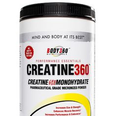Buy Creatine Monohydrate Online  Fight muscle fatigue during that last heavy set with the help of a creatine powder. Creatine naturally occurs in the body and is essential for muscle contraction and output. As one of the most widely studied performance ingredients in sports nutrition, the best creatine monohydrate supplements are a necessary component for anyone taking their fitness regime seriously.  #creatine #bestcreatine #creatinemonohydrate
