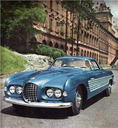 1953 Cadillac Coupe (Ghia)