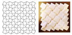 ボロノイ折り紙