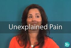A Clear Passage patient discusses her life-long struggle with unexplained #chronicpain. #adhesions