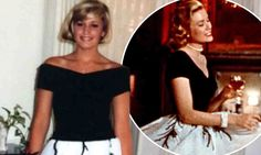 Gwen Stefani shares video aged 17 in Grace Kelly inspired prom dress