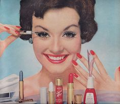 Avon 1959. Photo by: Sally Edelstein