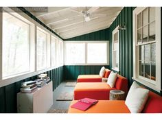 Kay Douglass' Lake Rabun home, from Atlanta Homes & Lifestyles