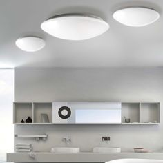 ZERO Ceiling lamp / Produced by Mantra Iluminación / Designed by Mantra Team