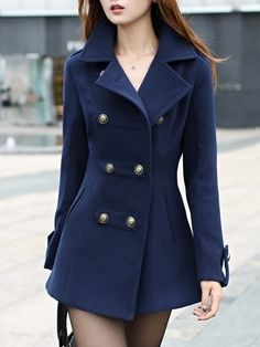 High Quality Handsome Overcoat Overcoats from fashionmia.com