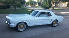Ford : Mustang Base 1965 ford mustang base 3.3 l