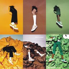 How we feeling the new Golf Le Fleur Converse sneakers? Clothing Photography, Photography Projects, Creative Photography, Editorial Photography, Portrait Photography, Foto Still, Tyler The Creator, Fashion Photography Inspiration, Golf Fashion