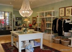ladies boutique interiors | ... boutique, which is a reflection of the quality and uniquity displayed Boutique Interior, Store Displays, Clothing Stores, Ladies Boutique, Reflection, Interiors, Shopping, Clothes, Ideas
