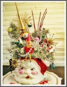 Beautiful Vintage Christmas Decoration Ideas 24