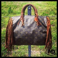 The Louis Vuitton Speedy, which first debuted in the 1930's, is an iconic bag whose style has lasted through the generations. With a zipper closure and spacious inside this bag can go with you from a