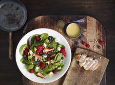 Earl's Stampede Summer Sippers, Sensational Seasonal Salads and......