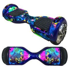 6.5 Inch Hover Board Balancing Scooter Hoverboard Skin Sticker-Graffiti