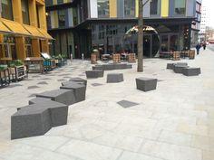 street furniture / Old Bailey street London