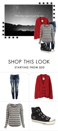 """""""Glistening Jewels in the Dark Skies"""" by dream-of-dreams ❤ liked on Polyvore featuring Forever 21, Muveil, Miss Selfridge and Ash"""
