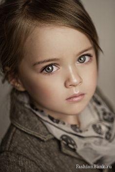I think this is the most beautiful little girl i have ever set eyes on....