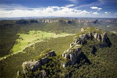 Wolgan Valley, Greater Blue Mountains,  New South Wales