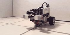 Artificial intelligence researchers have started looking to some of the simplest creatures for inspiration. Cyborgs who think like humans are still just a sci-fi dream, but scientists have had success recreating a less complicated brain. They've already created LEGO robot with the artificial mind of a worm.