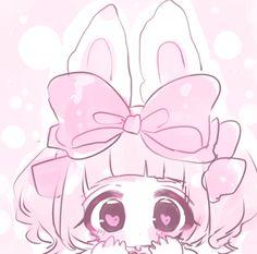 Dreaming Drop Arte Do Kawaii, Kawaii Art, Kawaii Anime Girl, Anime Art Girl, Anime Girl Pink, Cute Art Styles, Cartoon Art Styles, Kawaii Drawings, Cute Drawings
