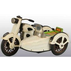 Blechspielzeug Motorräder Repro Box Arnold Motorrad Nr.560