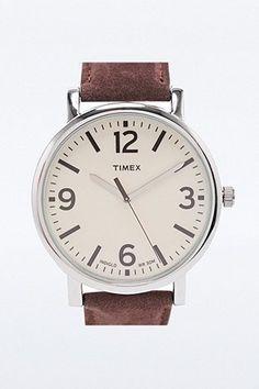 Timex Retro Classic Watch in Black