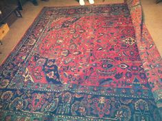 Lilihan Persian RUG Carpet 9' X 12' | eBay