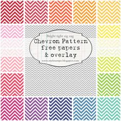 "CHEVRON tight zigzag (free papers & overlay) 12.5"" square 350dpi PNGs"
