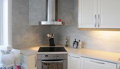 Gleden er å pusse opp. Kitchen Cabinets, Home Decor, Decoration Home, Room Decor, Cabinets, Home Interior Design, Dressers, Home Decoration, Kitchen Cupboards