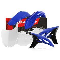 Polisport Yamaha Plastic Kit - OEM