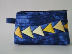 Flying Geese Pouch
