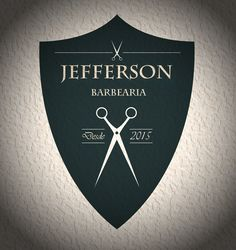 Logo para Barbearia