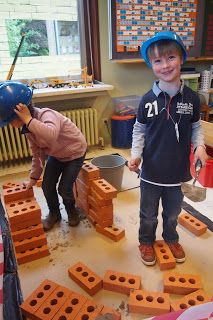 VCSM Kleuterbos Blauwe Klas: THEMA ; Bouwen 21st Century Learning, Construction Theme, Most Beautiful Pictures, In The Heights, Preschool, Education, Handmade, Psg, Number
