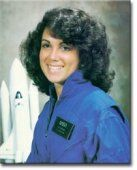 Space Shuttle Challenger STS-51L Mission Specialist Judith A. Resnik