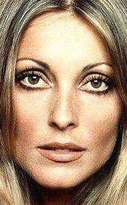 Sharon tate makeup