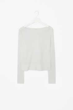 PLEATED BACK JUMPER Bell Sleeves, Bell Sleeve Top, Knitwear, Jumper, Dress Up, Cos, Clothes, Women, Fashion