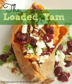 You will be surprised at how yummy this is. Give it a try! #yam #recipe #healthy