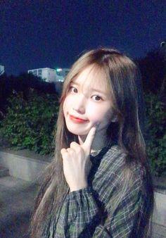 Kpop Girl Groups, Korean Girl Groups, Kpop Girls, Cute Korean Girl, South Korean Girls, Love Is Sweet, Love Her, Soyeon, Facon