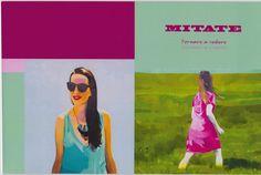 """#Effearte presenta """"MITATE - Tornare a vedere"""", mostra personale dell'artista polacco #Krzysztof #Klusik."""