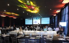 Encontro Grupo Folha em Londrina Buffet Planalto. Locação de iluminação, sonorização, informática, estrutura de palco e projeção. Concert, Tourism, Corporate Events, Concerts