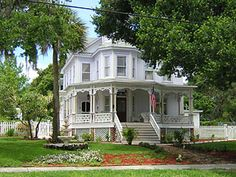The Old Pineapple Inn Historic Bed and Breakfasts in Melbourne FL