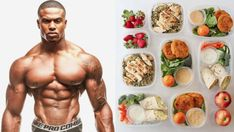 Muscle growth relies primarily on protein and the foods you eat will determine the amount of muscle gain you make. Protein comes in many forms and varieties and should be consumed at a rate of