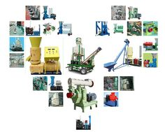 Pelletizers produced with heart. Can it win your heart?  http://www.biofuelmachines.com/Small-Pellet-Mill.html