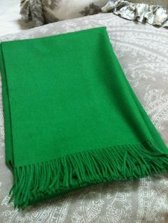 Lime Green Throws Click4curtains Com Shiny Chenille