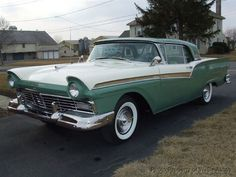 1957 Ford  my first car