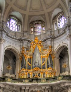 Pipe Organ Dresden
